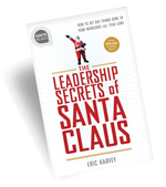 The Leadership Secrets of Santa Claus -- New Edition (Hardcover)